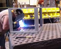 Stick Welding - Shielded Metal Arc Welding