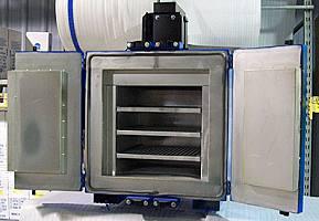 Keen K Vf4 6 Industrial Heat Treating Oven