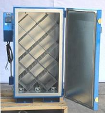 Floor Electrode Holding Oven